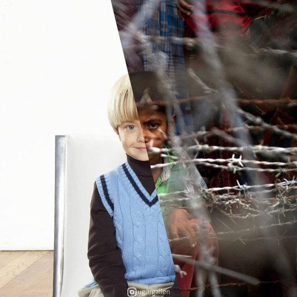 """Photographer Ugur Gallen, """"…our tormented world needs quiet and peace"""""""