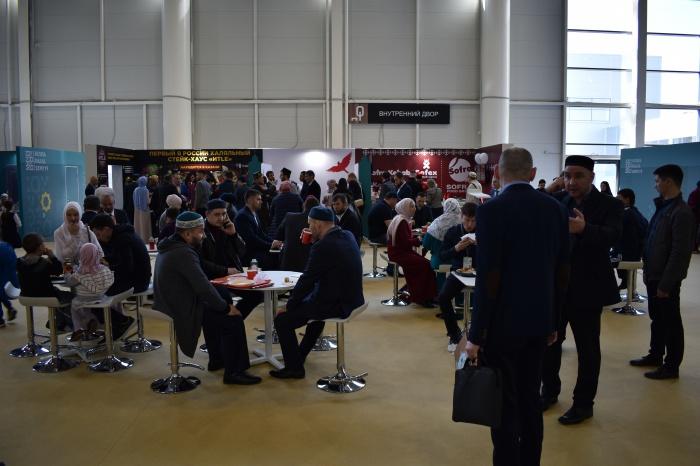 Открытие выставки RUSSIA HALAL EXPO 2019 (Фоторепортаж)