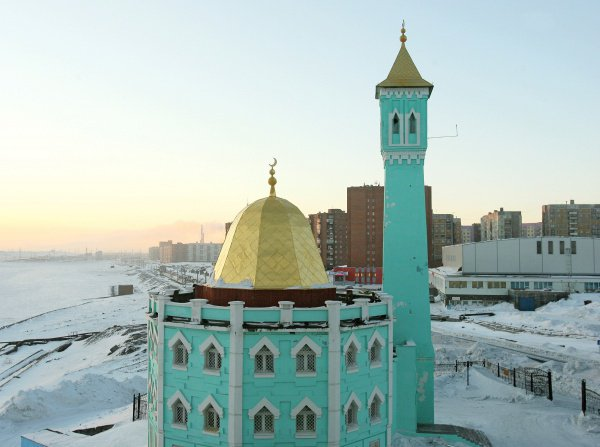 10 самых уникальных мечетей России (+фото)