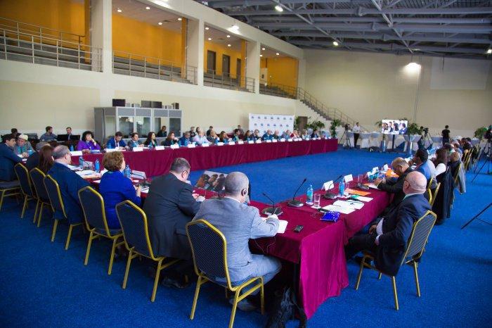 IV-ый международный медиа форум «Журналисты мусульманских стран за партнерство цивилизаций» (ФОТО)