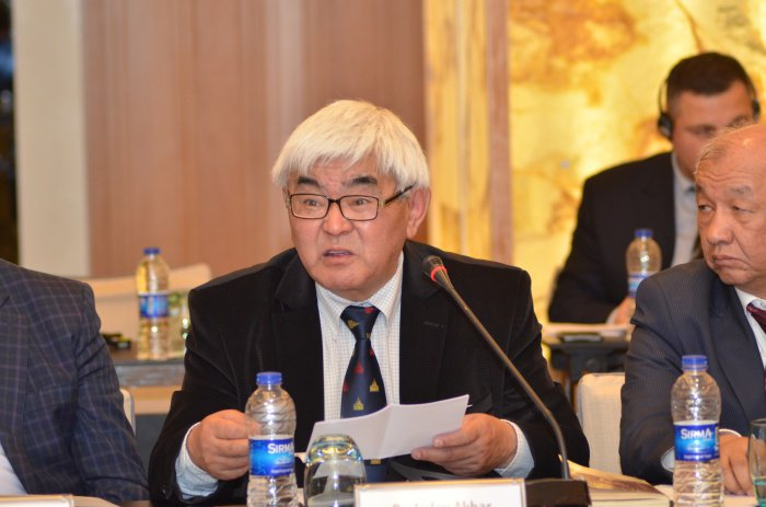 Международный круглый стол «Культурное взаимодействие — наследие Чингиза Айтматова» (ФОТО)