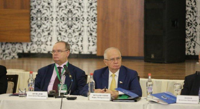 IV заседание Группы стратегического видения «Россия — Исламский мир» (ФОТО)