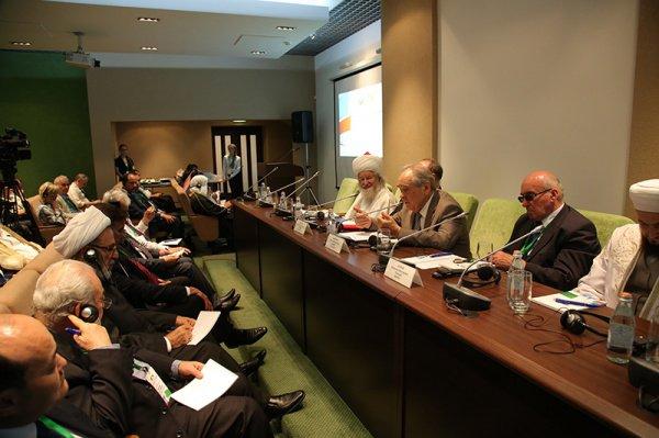 Заключительное заявление и рекомендации пятого международного заседания ГСВ
