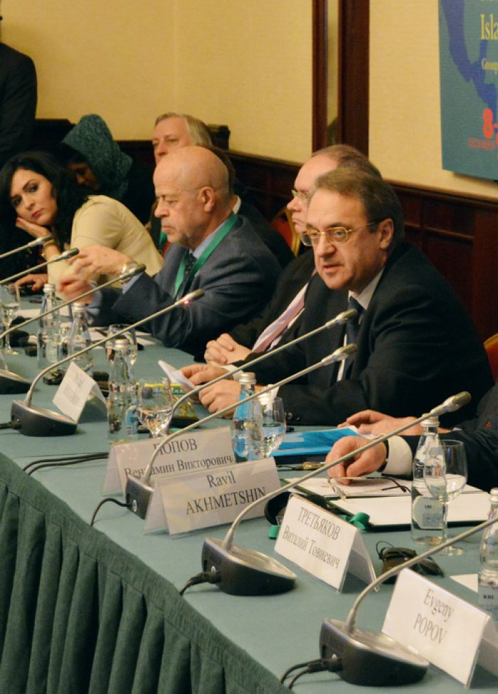 Форум «Журналисты мусульманских стран против экстремизма» (ФОТО)