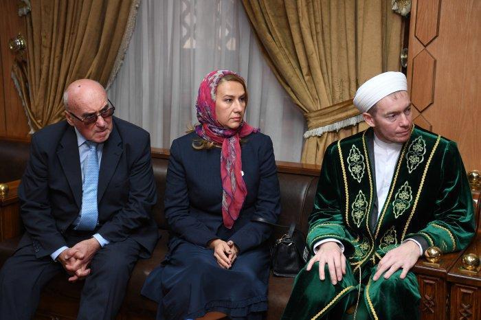 Рустам Минниханов принял участие в церемонии открытия бюста Евгению Примакову в Египте (ФОТО)