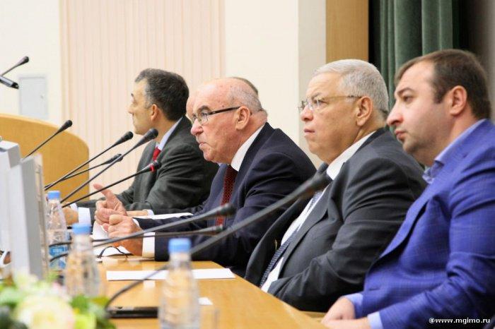 Международный форум «От диалога к партнерству цивилизаций» (ФОТО)