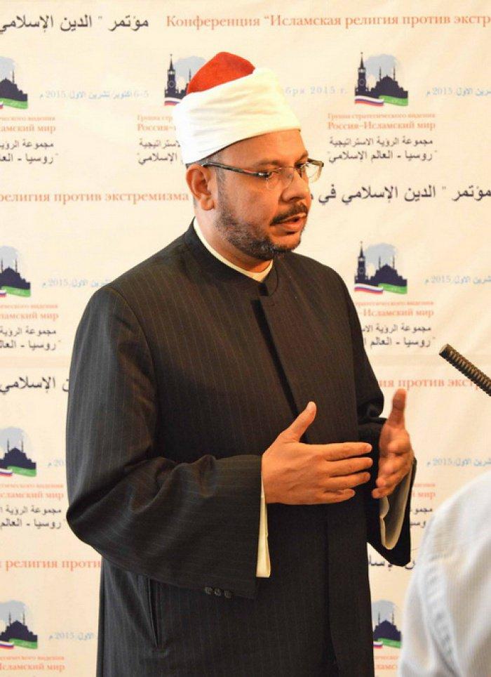 Конференция «Исламская религия против экстремизма» (ФОТО)