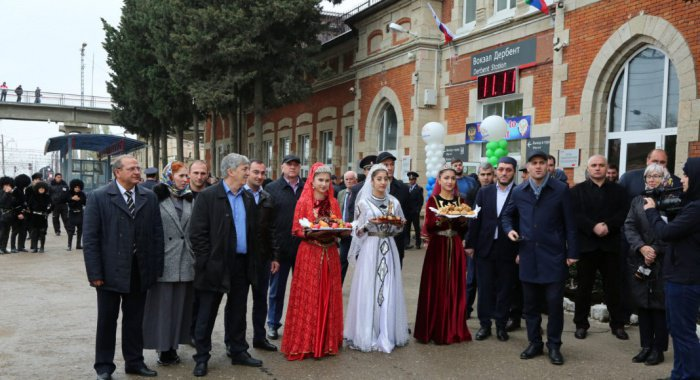 Крепость Нарын-Кала и Джума-мечеть — участники заседания Группы посетили Дербент (ФОТО)
