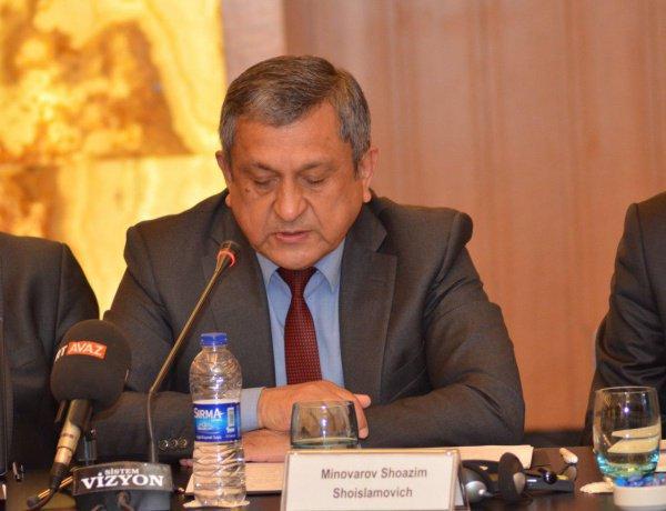 Шоазим Миноваров: Узбекистан готов сотрудничать в организации деятельности будущей школы молодых лидеров