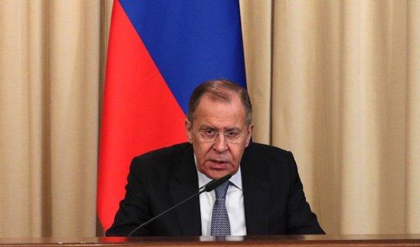 Сергей Лавров направил приветственную телеграмму участникам IV заседания Группы