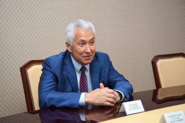 Выступление Владимира Васильева на IV-м заседании Группы