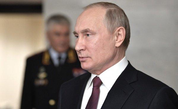 Владимир Путин направил приветствие участникам заседания Группы стратегического видения «Россия — Исламский мир»