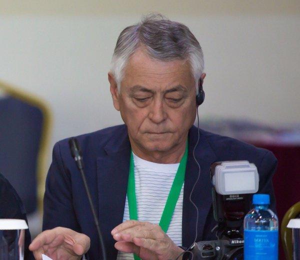 «Международный пресс-клуб задуман как интерактивная площадка, на которой будет создаваться содержательный аналитический контент», — Максад Джангиров