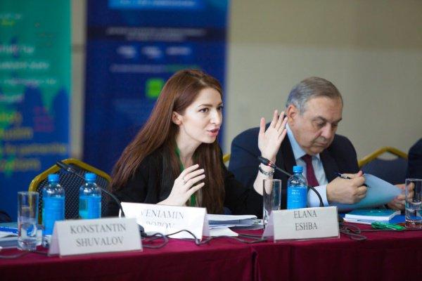 «Журналистская дипломатия сегодня становится одним из важных средств решения споров», — Элана Эшба об итогах форума в Ялте