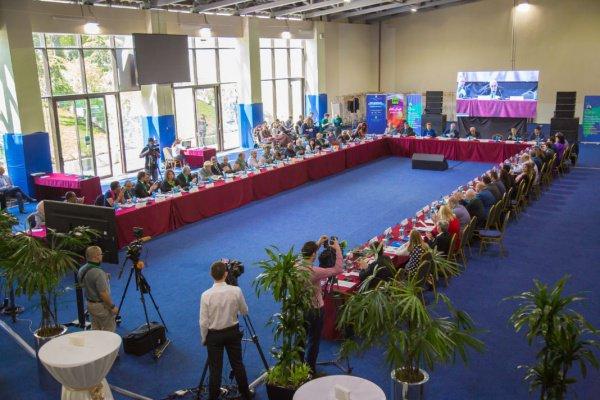 IV-ый международный медиа форум «Журналисты мусульманских стран за партнерство цивилизаций» состоялся в Ялте