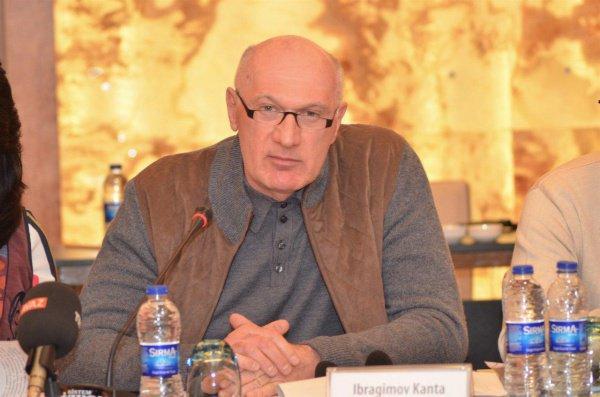 «Чингиз Айтматов был, есть и навсегда останется моим первым учителем в литературе», — Канта Ибрагимов