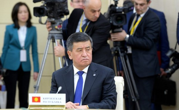 Президент Кыргызской Республики Сооронбай Жээнбеков направил приветственную телеграмму участникам круглого стола «Культурное взаимодействие – наследие Чингиза Айтматова»