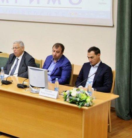 «У нас не до конца изучена тема Ближнего Востока, хотя для нас это стратегически важный регион», — Расул Боташев
