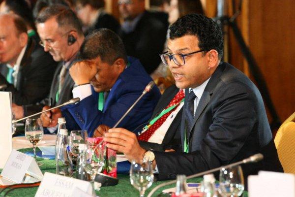 «Наблюдается отсутствие объективного подхода в деятельности многих СМИ как на Западе, так и в арабском мире», — Ахмед Хассан Мустафа