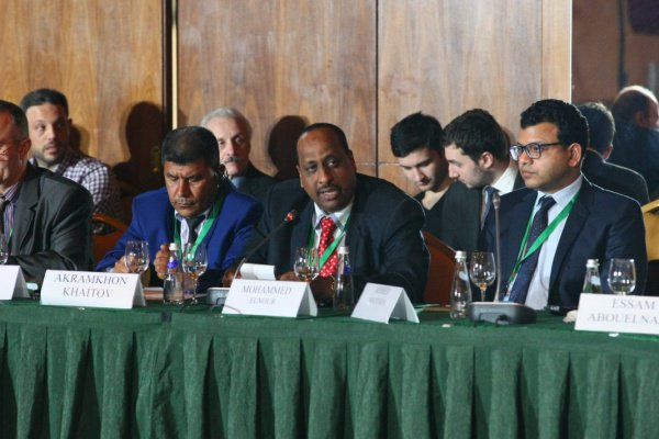 «Террористы используют значительные средства для того, чтобы бороться против нас», — Председатель ассоциации суданских журналистов