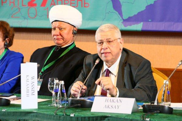«Нет религии среди современных религий, которые выступают с позиции терроризма», — Вассим Халиль Каладжия