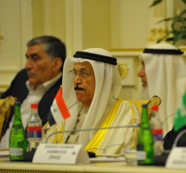 «Мы должны стремиться укреплять взаимные отношения между Россией и исламским миром», — Абдельрахман Аль Халифа выступил на заседании Группы