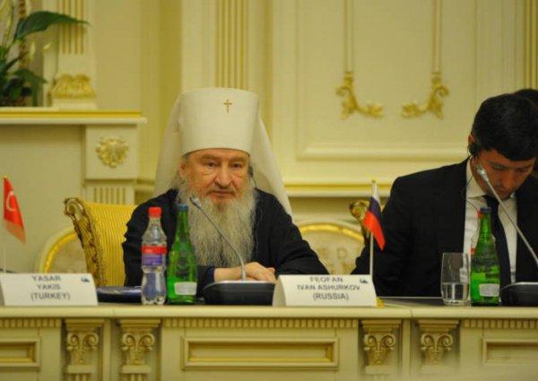 «Безнравственно ставить знак равенства между исламом, между верующими людьми и террористами», — заявил митрополит Феофан