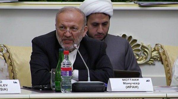 «Они стремятся разделить мусульман, они хотят бороться с нашим единством», — Манучехр Моттаки выступил на заседании Группы