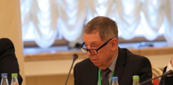 Саид Кямилев зачитал приветственную речь Генерального директора Исламской организации по образованию, науке и культуре ИСЕСКО