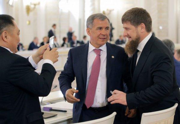 Рустам Минниханов и Рамзан Кадыров 17 мая откроют официальное заседание Группы стратегического видения «Россия – Исламский мир»