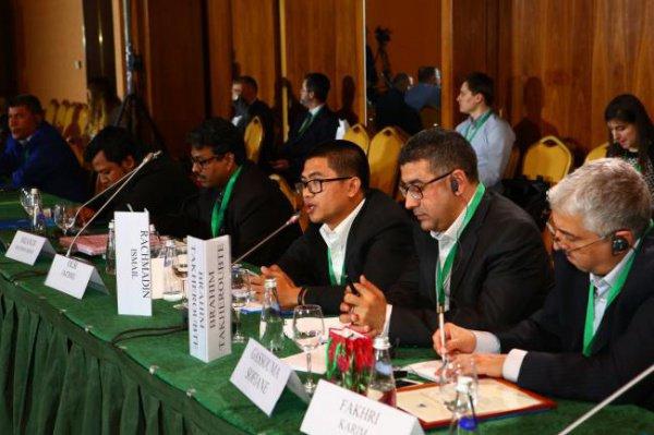 В Москве завершился третий международный форум «Журналисты мусульманских стран против экстремизма»