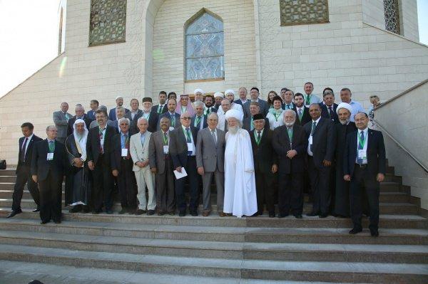 Приветствие Владимира Путина участникам заседания Группы стратегического видения «Россия — Исламский мир»