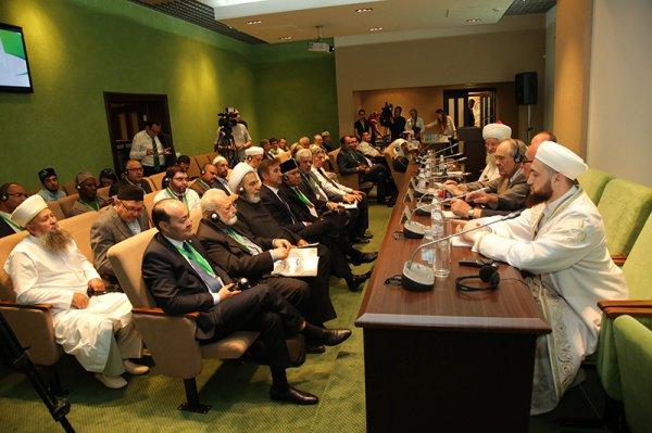 Приветствие главы ИСЕСКО Абдулазиз Аль-Тувейджри