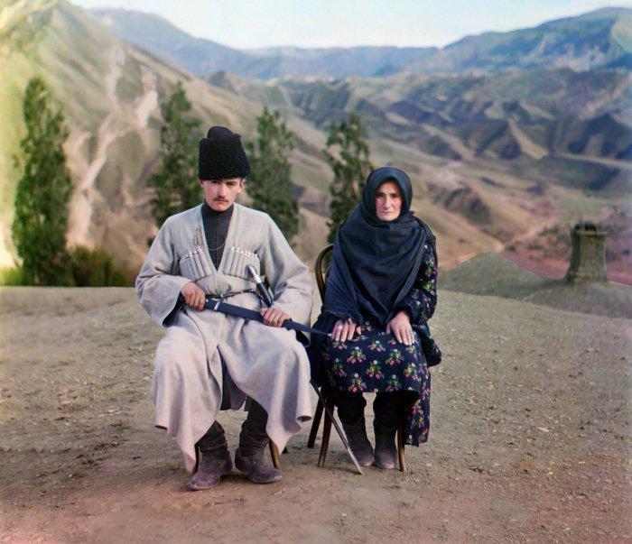 1911 г. Дагестан, село Аракани
