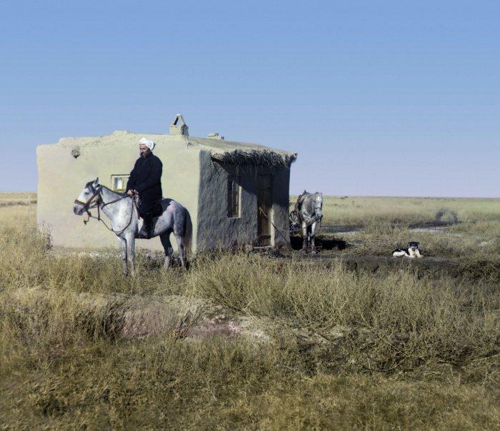 1911 г. Узбекистан. Назар Магомет.