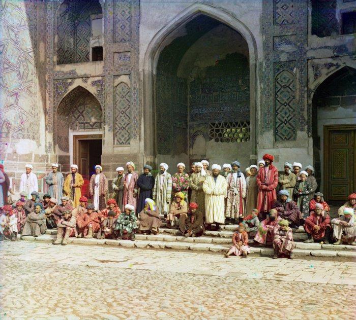 1911 г. Узбекистан, Самарканд