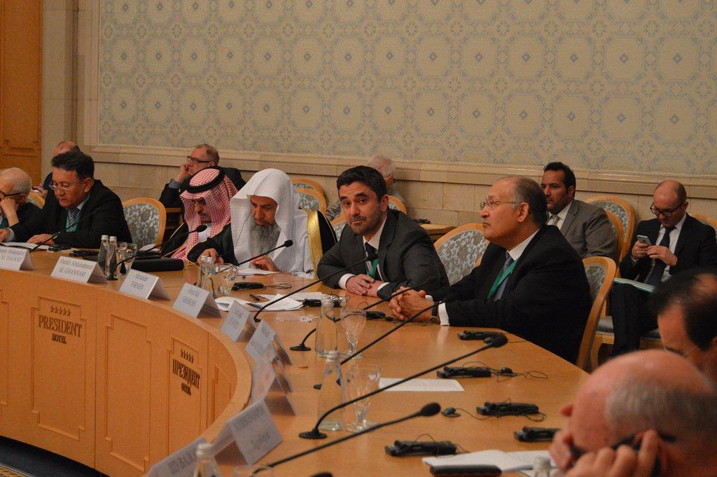 Заседание Группы Стратегического видения «Россия – исламский мир»