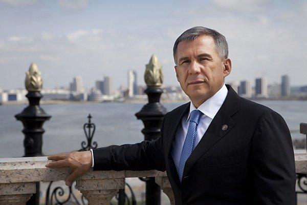 Приветственная речь президента Татарстана Рустама Минниханова на заседании Группы