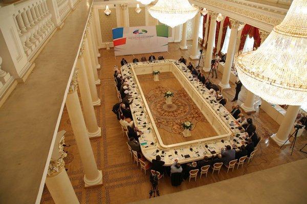 Речь президента Ингушетии Ю.Б. Евкурова на открытии пятого заседания Группы Стратегического видения «Россия-Исламский мир»