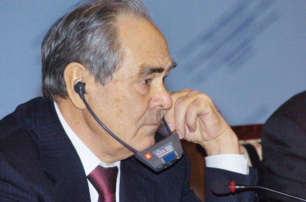 Выступление Президента Республики Татарстан Минтимера Шаймиева на Третьем заседании Группы стратегического видения