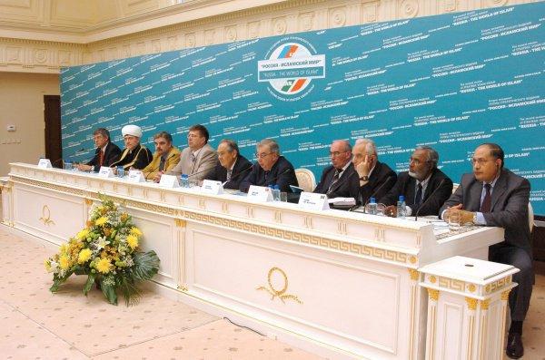 Приветствие Президента Республики Татарстан М.Ш. Шаймиева на втором заседании международной Группы стратегического видения «Россия – Исламский мир»