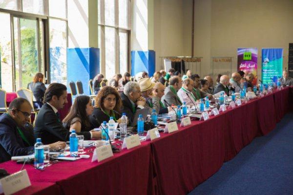 Yalta Forum Speech by Shahriar Feroze