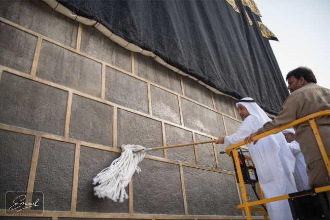 Самые потаенные уголки Запретной мечети в объективе саудовского фотографа (ФОТО)