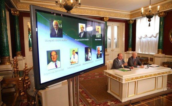 Лауреатом Государственной премии России стал Виталий Наумкин
