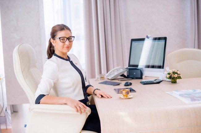 Талия Минуллина. Руководитель Агентства инвестиционного развития РТ