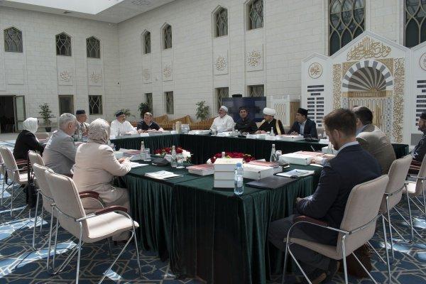 В Болгаре прошла презентация книги средневекового богослова Махмуда ал-Булгари «Нахдж ал-Фарадис»