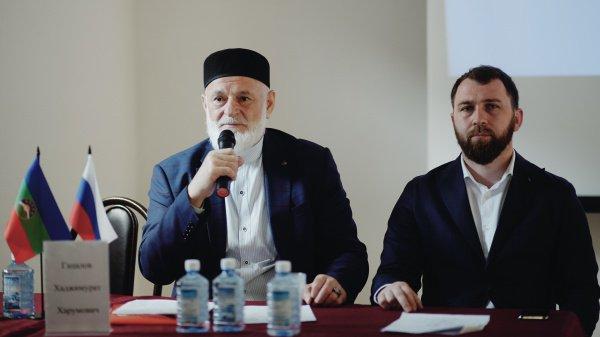 Хаджимурат Гацалов: У всех религий одна общая моральная догма – безопасность, чистота и доброта