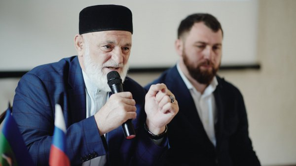 Khadzhimurat Gatsalov: All religions have one common moral and educational dogma – safety, purity, and kindness.