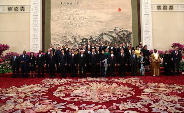 Стратегия сопряжения Большого евразийского партнерства и инициативы «Один пояс – один путь»