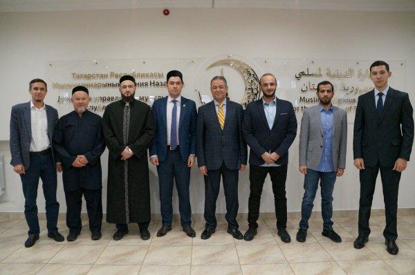 Делегация Всемирного совета мусульманских общин совершила визит в Казань